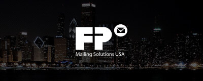 FP mailing solutions USA logo