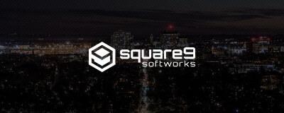 Square nine logo