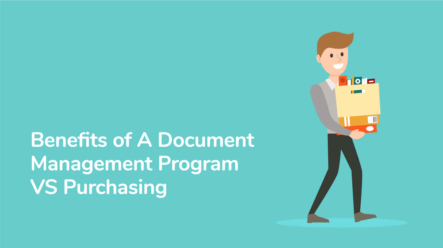 the benefits of a document management Learn about document management systems, or dms, & some of the benefits to converting to this system from a paper filing system.