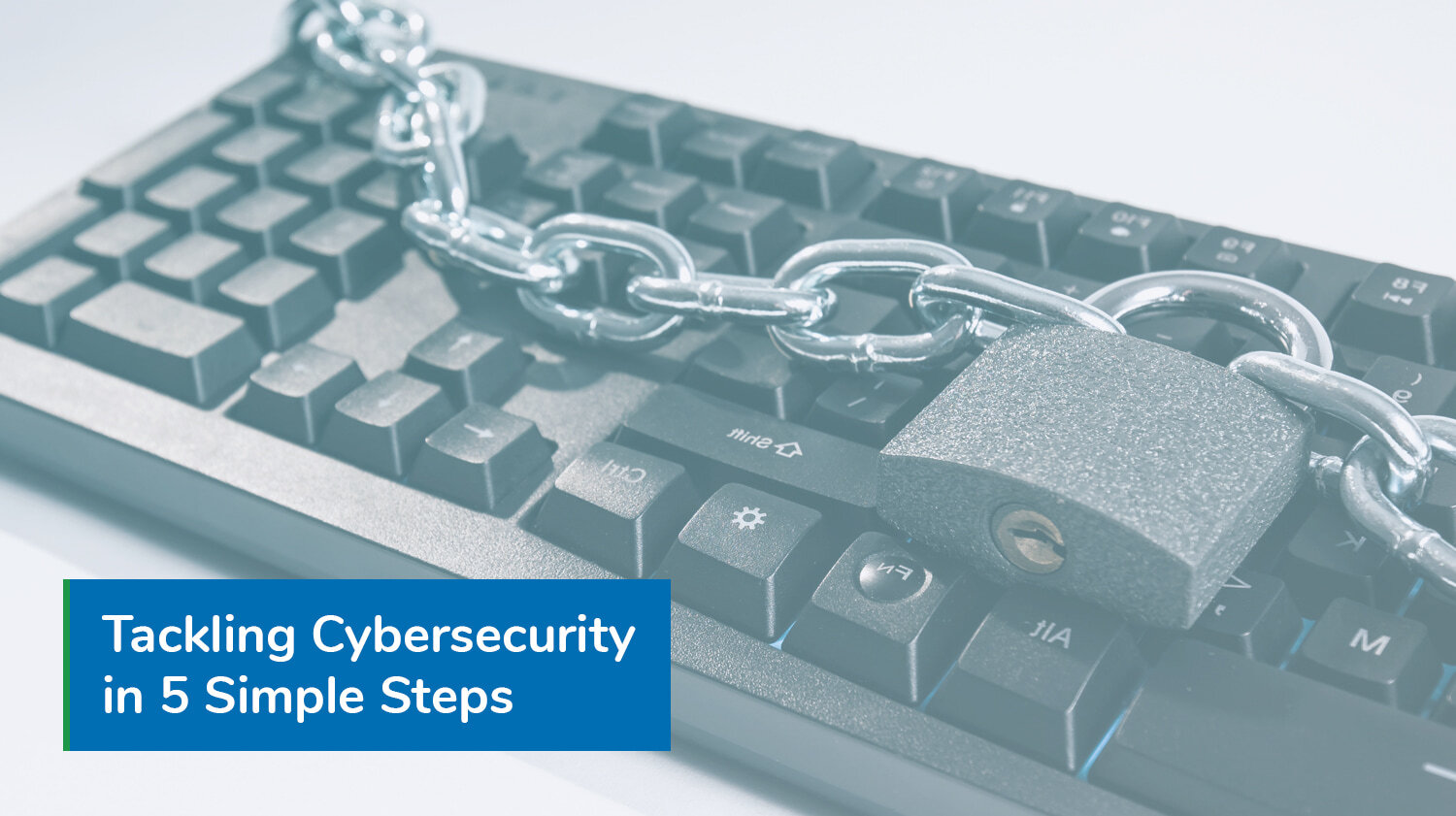 Tackle cybersecurity
