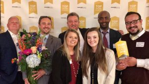 Dme teams workplaces awards
