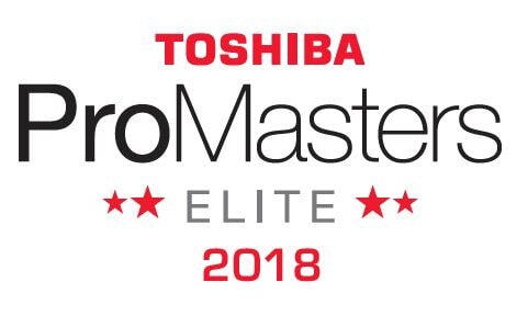 2018 ProMasters elite logo