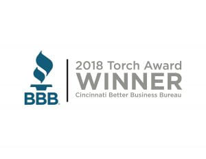 Bbb torch award logo