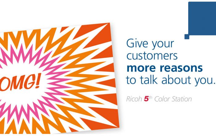 Give your customers more reasons to talk about you